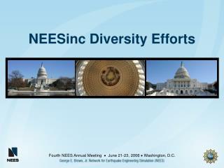NEESinc Diversity Efforts