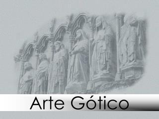 Arte G�tico