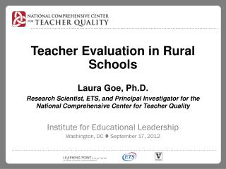 Teacher  Evaluation in Rural Schools