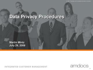 Data Privacy Procedures