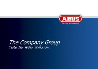 The Company Group