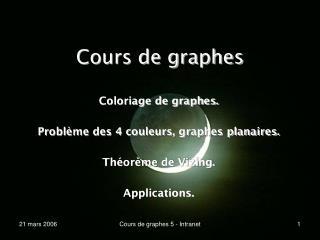 Cours de graphes