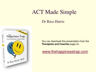 ACT Made Simple Dr Russ Harris