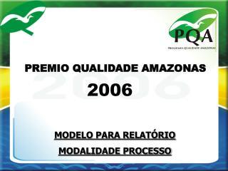 MODELO PARA RELATÓRIO  MODALIDADE PROCESSO