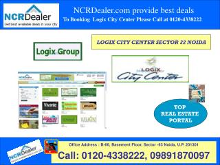 Premium Office Space in Noida Sector 32 Logix City Center