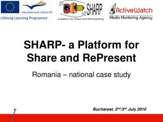 SHARP- a Platform for Share and RePresent