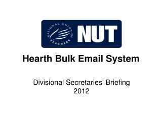 Hearth Bulk Email System