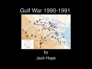 Gulf War 1990-1991