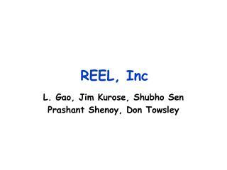 REEL, Inc