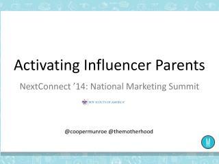 NextConnect  ' 14: National Marketing Summit