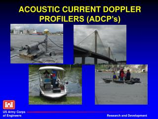 ACOUSTIC CURRENT DOPPLER PROFILERS (ADCP�s)