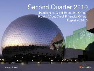 Second Quarter 2010