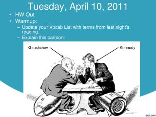 Tuesday, April 10, 2011