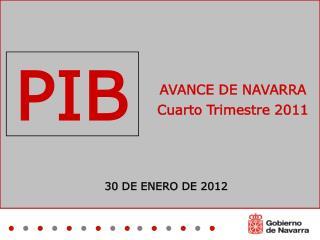 AVANCE DE NAVARRA