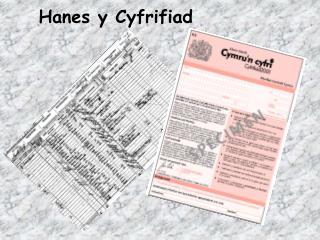 Hanes y Cyfrifiad