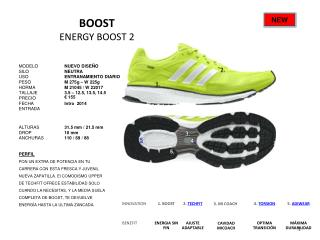 BOOST ENERGY BOOST 2