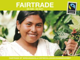 What  is FAIRTRADE ?