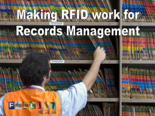 Making RFID work for Records Management