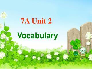 7A Unit 2