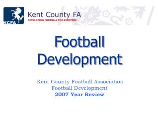 Football Development review of the past year
