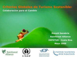 Criterios Globales de Turismo Sostenible: Colaboraci n para el Cambio