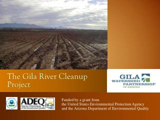 The Gila River Cleanup Project