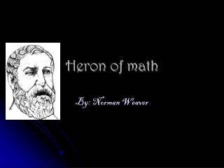 Heron of math