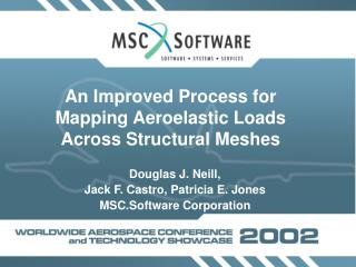 An Improved Process for Mapping Aeroelastic Loads Across Structural Meshes