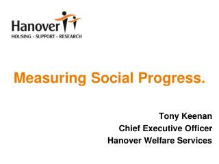 Measuring Social Progress.