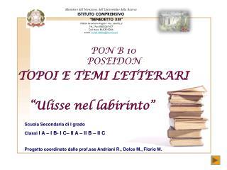 PON B 10 POSEIDON