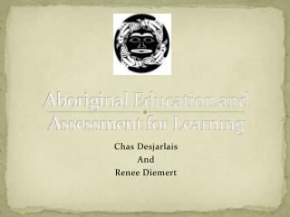 Aboriginal Education and Assessment for Learning