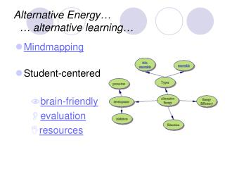 Alternative Energy…   … alternative learning…