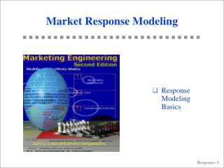 Market Response Modeling