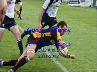 Autour du Rugby
