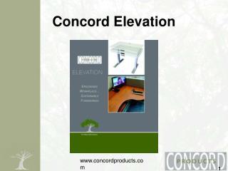Concord Elevation