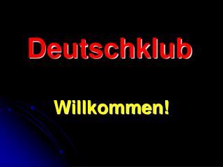 Deutschklub