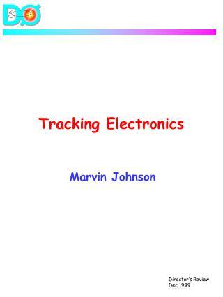 Tracking Electronics