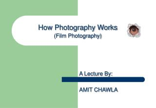 How Photography Works (Film Photography)