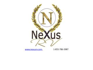NeXus RV Factory Direct Motorhomes