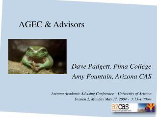 AGEC & Advisors