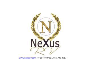 NeXus RV - Steel Versus Aluminum