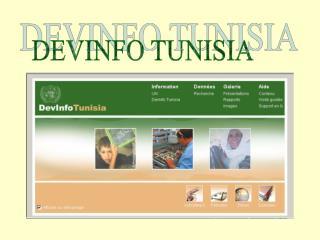 DEVINFO TUNISIA