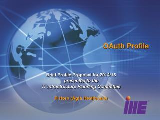 OAuth Profile