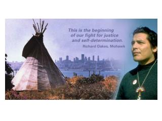 American Indian Community Council: History and Overview of original Theory of Change