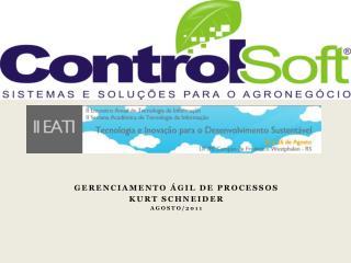 Gerenciamento Ágil de Processos Kurt Schneider Agosto/2011
