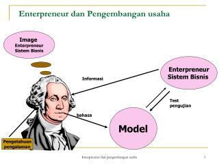 Enterpreneur dan Pengembangan usaha