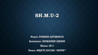 SH.M.U-2