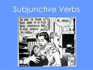 Subjunctive Verbs