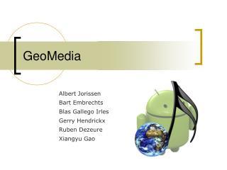 GeoMedia
