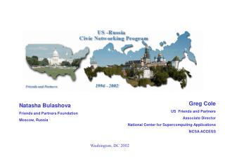 Friends & Partners US-Russian Community Networking